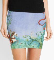 Knights and Dragons Mini Skirt