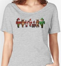 Merry Xmas from MINE Women's Relaxed Fit T-Shirt