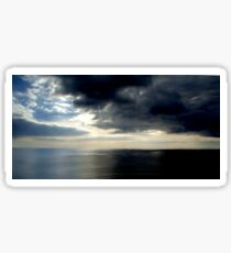 Atlantic view... Sticker