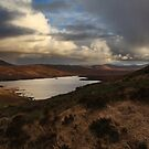 Lough Barra From Crockfadda by Adrian McGlynn