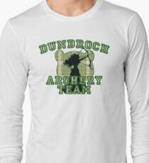 DunBroch Archery Team Long Sleeve T-Shirt