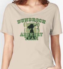 DunBroch Archery Team Women's Relaxed Fit T-Shirt