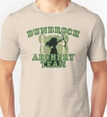 DunBroch Archery Team Unisex T-Shirt
