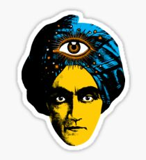 The all seeing eye Sticker