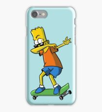 Bart Simpson Dab iPhone Case/Skin