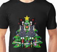 Merry Christmas Lolita Whovians Unisex T-Shirt