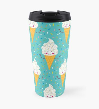 Ice Cream Party Mug de Voyage