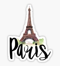 Paris Sticker