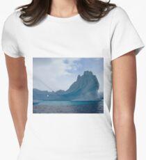 Antarctic Iceberg  Women's Fitted T-Shirt