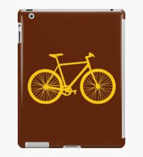 Fixie Bike iPad Case/Skin