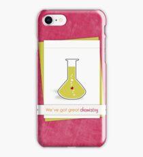 We've Got Great Chemistry iPhone Case/Skin