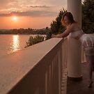 Sunset, Croatia by aka-photography
