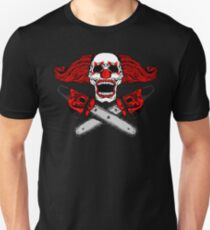Clown and Chainsaws T-Shirt