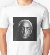 Jiddu Krishnamurti Reminder Unisex T-Shirt