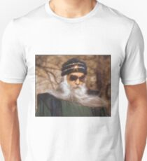 Osho The Guru Gangster  Unisex T-Shirt