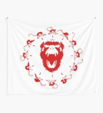 Army of the 12 Monkeys Wall Tapestry