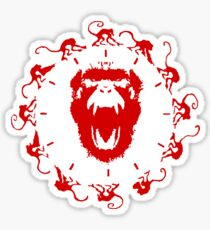 Army of the 12 Monkeys Sticker