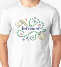 Introvert Unisex T-Shirt