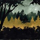 Spooky Forest V by cadva