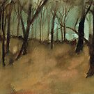 Spooky Forest III by cadva