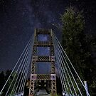 Bridge to the Milky Way by Randy Richards