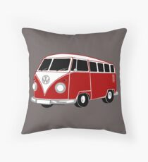 Colour Me Combi Throw Pillow