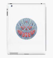 Wire Face Orignal iPad Case/Skin