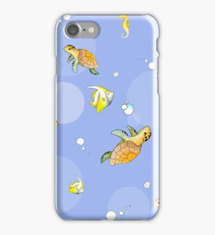 Unterwasserwelt iPhone Case/Skin