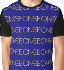 Once Upon A Time - logo Graphic T-Shirt
