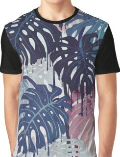 Monstera Melt Graphic T-Shirt