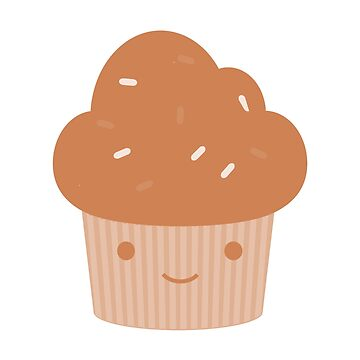 Cutie Chocolate Cupcake by Eggtooth