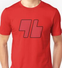 Trainer Red 96 Shirt Slim Fit T-Shirt