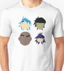 MINIMAL GORILLAZ  Unisex T-Shirt