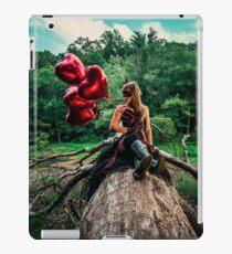 Love on a String iPad Case/Skin