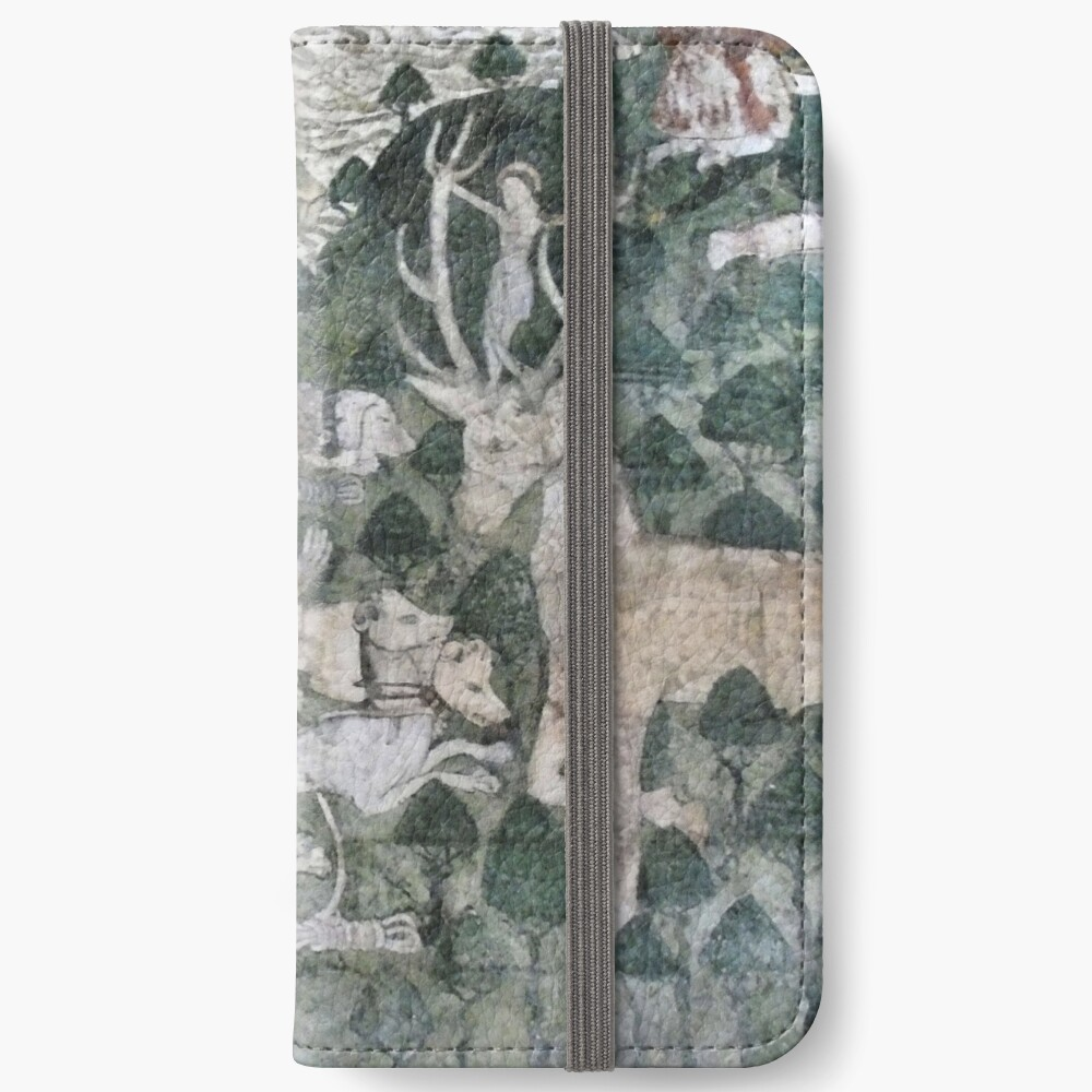 Medieval  iPhone Wallet