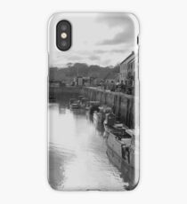 St Andrews Harbour iPhone Case/Skin