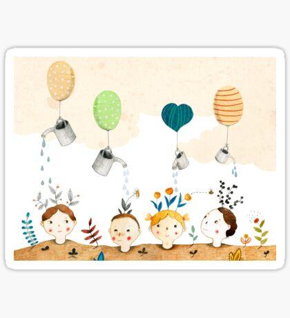 Kindergarten Sticker