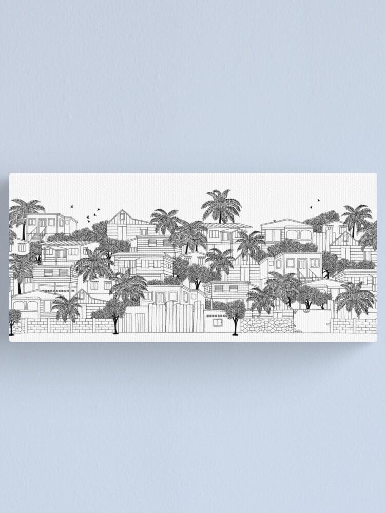 Alternate view of Trinidad Canvas Print