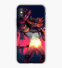 Incineroar iPhone Case
