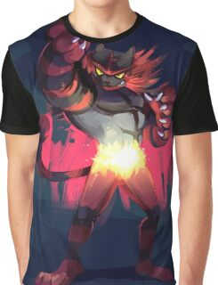 Incineroar Graphic T-Shirt