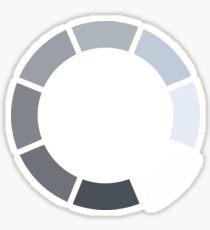 Black Mirror Netflix Loading Sticker