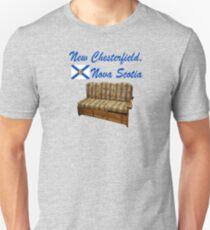 New Chesterfield Nova Scotia  Unisex T-Shirt