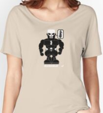 AFR Superheroes #12 - Doctor Skull Women's Relaxed Fit T-Shirt