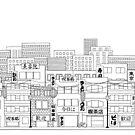 Tokyo by franzi