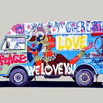 Love Mobil by itchingink