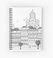Tbilisi Spiral Notebook