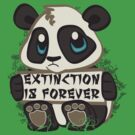 Extinction Is Forever by ShikaUsstan