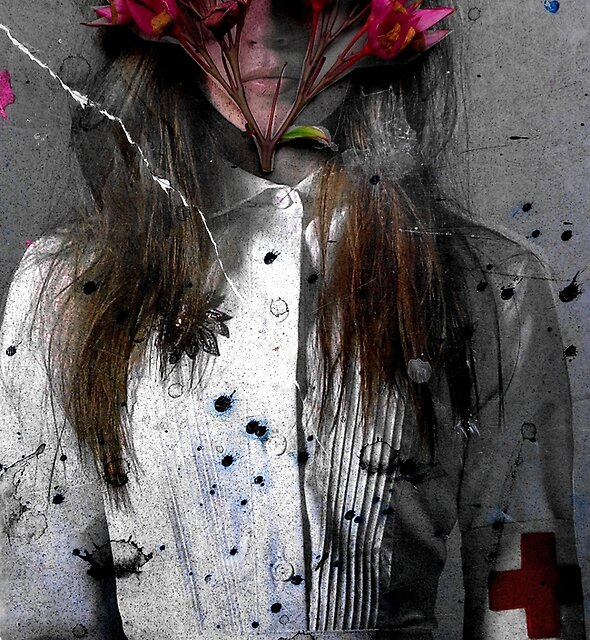 it wears her out by Loui  Jover
