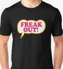 Zappa - Freak Out  Unisex T-Shirt