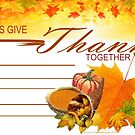 Invitation to Thanksgiving by Ann12art